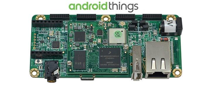 Explorați Android Things cu Kit-ul PICO-iMX6UL